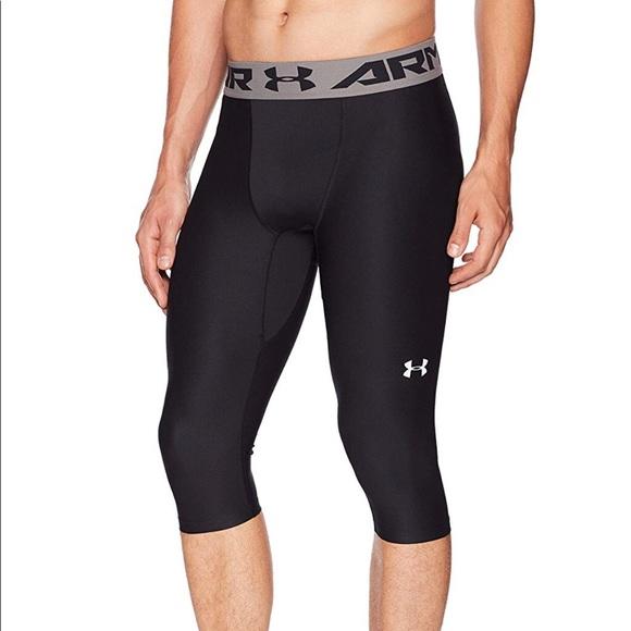 7cb1cbb49a Under Armour Underwear & Socks | Nwt Baseline Knee Tights | Poshmark